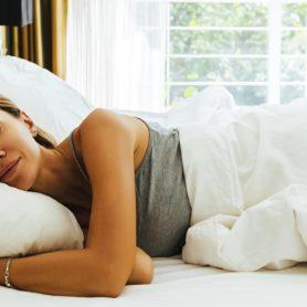 matelas pour dormir sur le côté