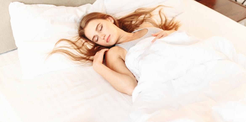 matelas pour dormir sur le dos