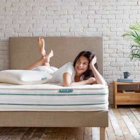 Le matelas latex naturel