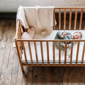 Matelas Kipli bébé bio