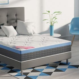 matelas Dunlopillo L'optimiste
